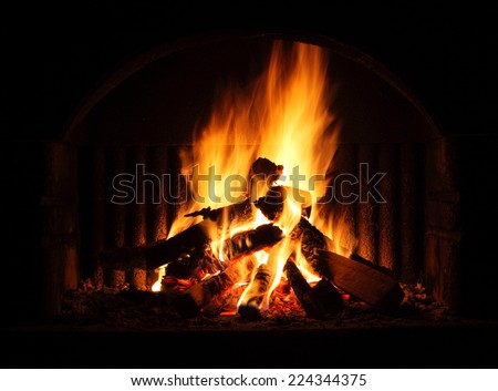 Mantel sale fireside used