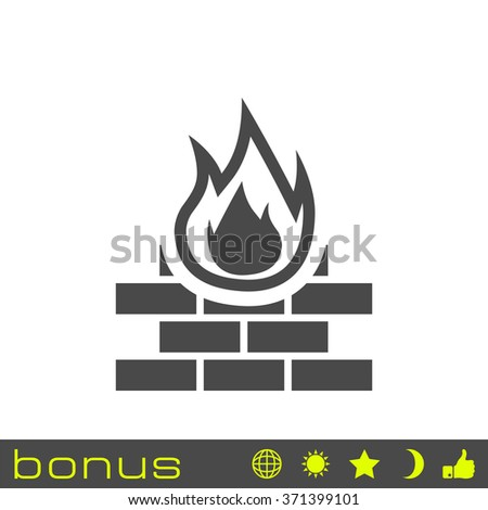 firewall protection icon