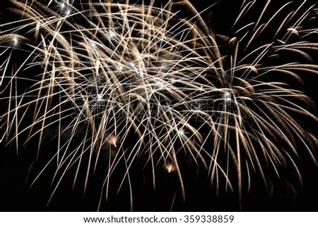 Fireworks explosion background in night time close up, fireworks vector, fireworks explode,Malta fireworks festival, Independence day, New Year, light festival,fireworks background.Venice New Year