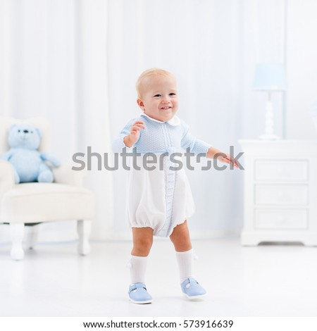 Toddler Walking Stock Images Royalty Free Images Vectors Shutterstock