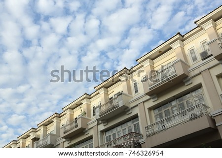 first sun rise touch roof meaning stock photo royalty free