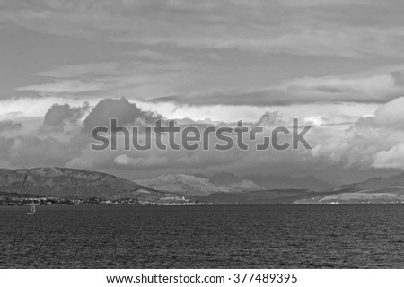Firth of Clyde - Scotland