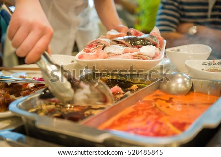 Fish Hot Pot