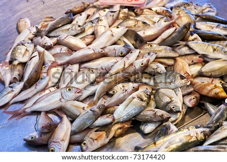 Fish over the counter market