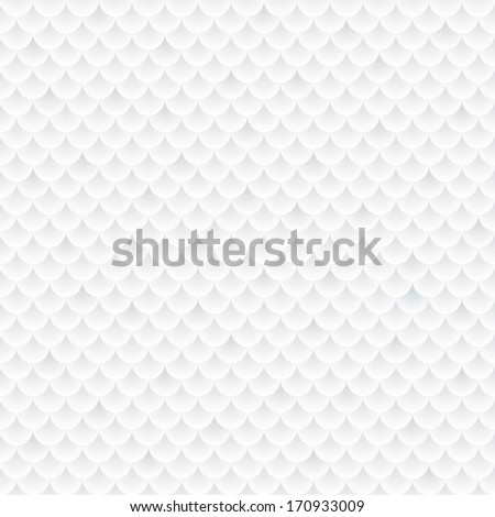 fish scale abstract seamless background - stock photo
