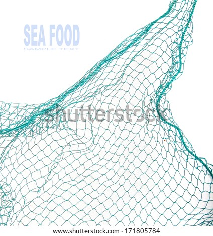 Fishing net space your text stock photo 171805784 for How to make a fishing net