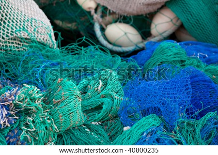 fishing tool - stock photo