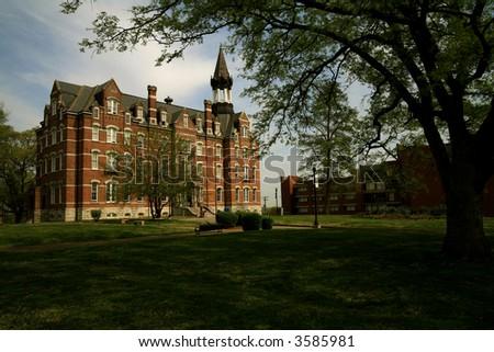 Fisk University Jubilee Hall - stock photo