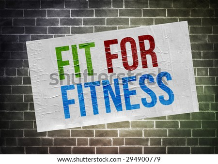 Fit for Fitness