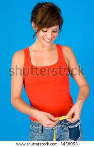 fitness - stock photo