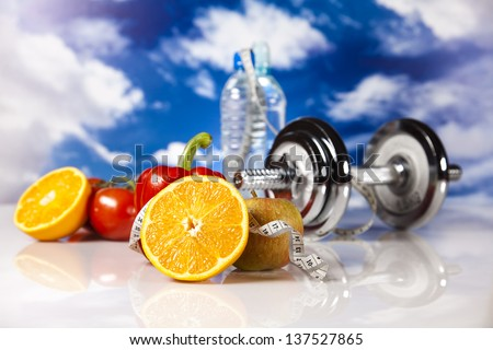 Fitness and vitamins