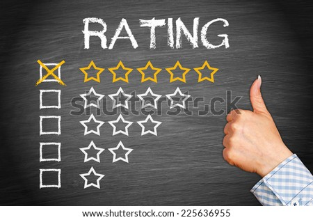Five Star Rating - Great Performance