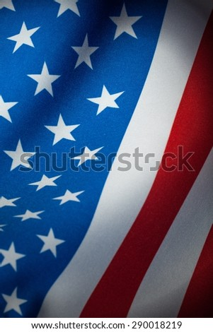 Flag, American Flag, Labor Day.