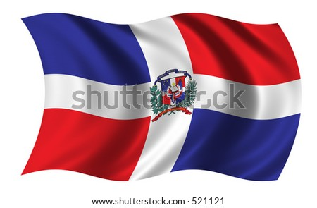 Flag of the Dominican Republic
