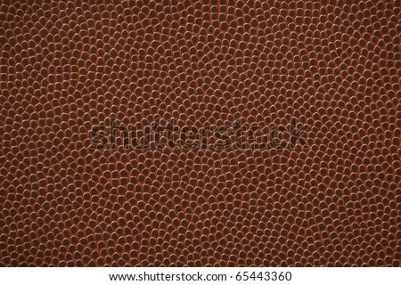 Flat American football texture. - stock photo