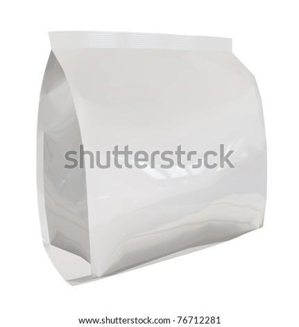 flexible bag - stock photo