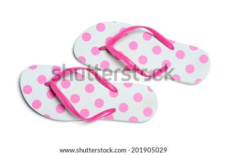 flip-flops - stock photo