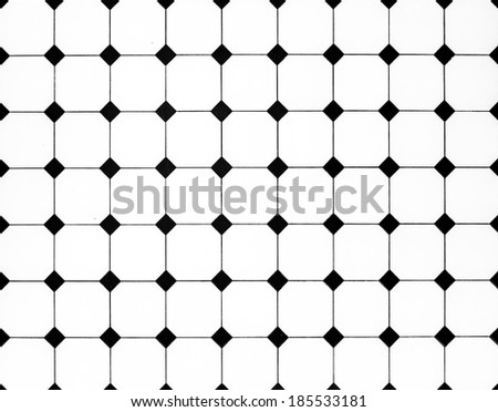 floor tile - stock photo