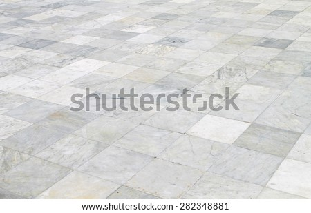 Floor tiles texture - stock photo
