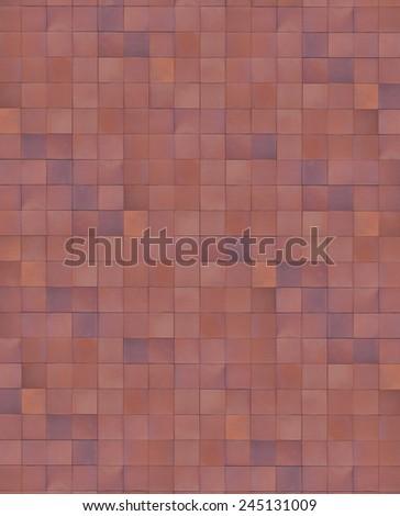 floor - wall tiles - stock photo