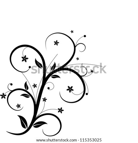 Floral - stock photo