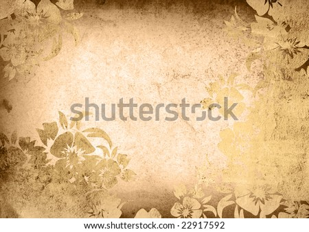 floral style backgrounds
