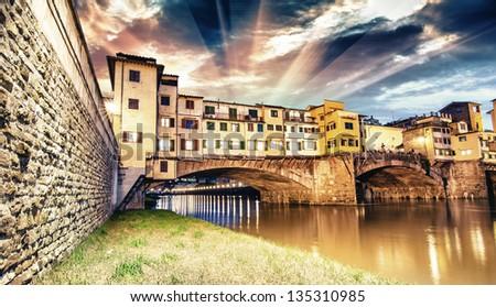 Florence, Italy. Beautiful landmark. - stock photo