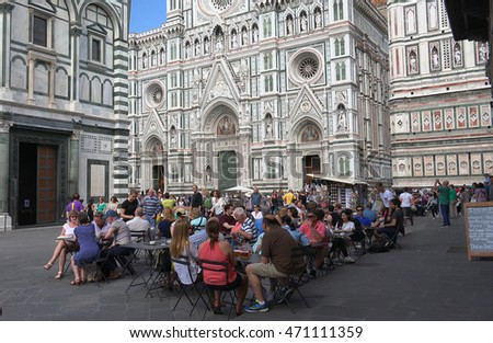 piazza del duomo florence history italy - photo#41