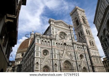 Florence's cathedral and duomo