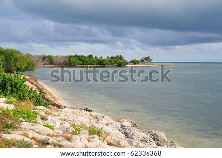 Florida Keys - stock photo