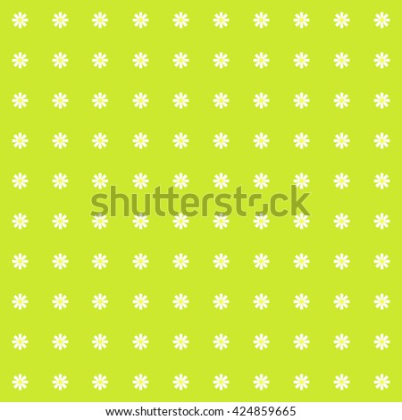 Flower pattern for design. - stock photo