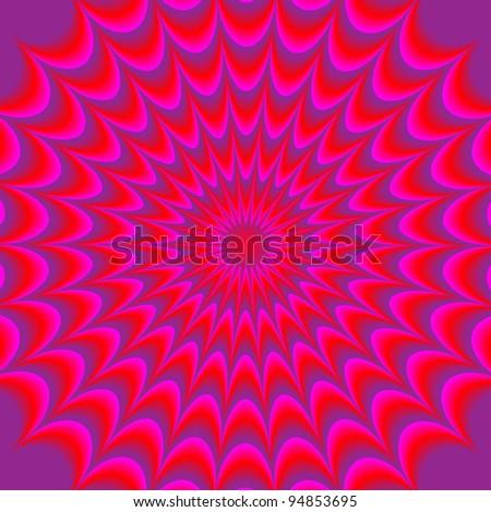 flower power illusion - photo #1