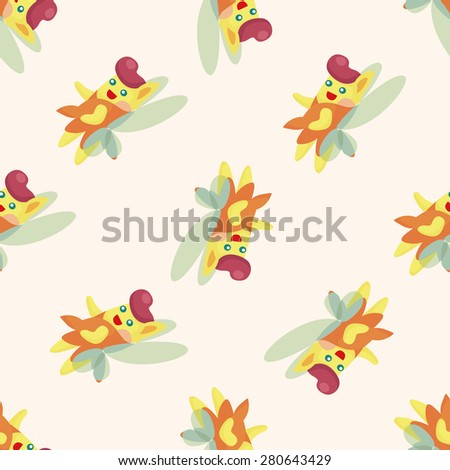 flower, seamless pattern