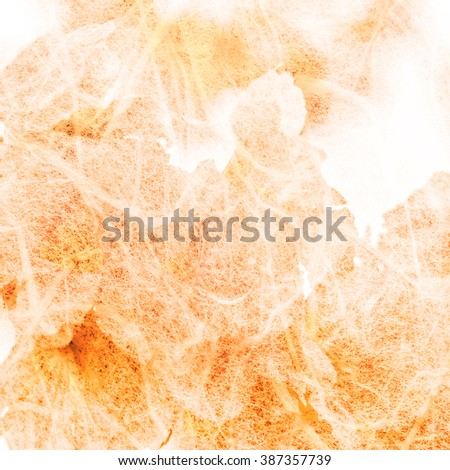 Flowers in mulberry paper texture vintage style soft blur for background  - stock photo