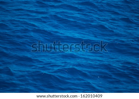 Flowing water surface. Abstract background - stock photo
