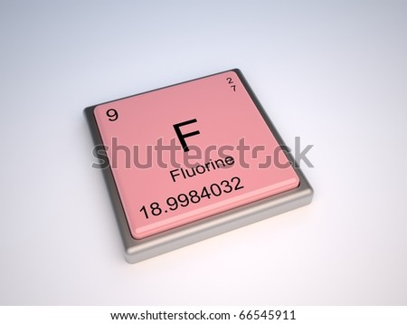 Fluorine chemical element periodic table symbol stock illustration fluorine chemical element of periodic table with symbol f urtaz Gallery