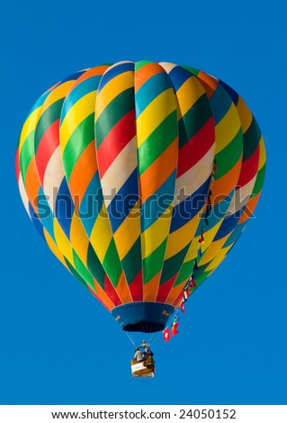 fly my hot air balloon