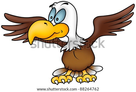 Cartoon Eagle Stock Images, Royalty-Free Images & Vectors ...  Baby