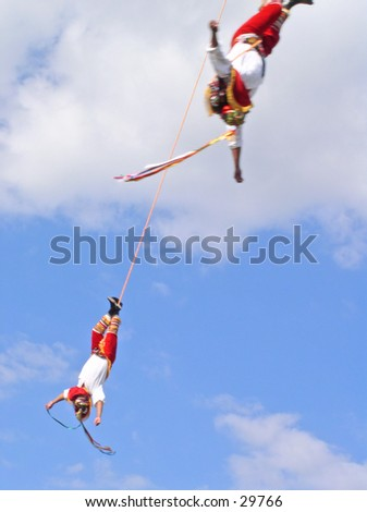 Flying indians