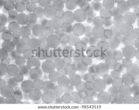 foam bubbles grunge background