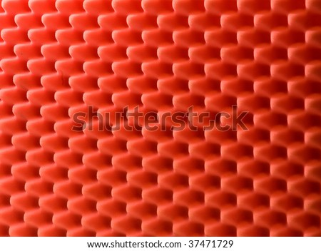 FOAM PADDING TEXTURE - stock photo