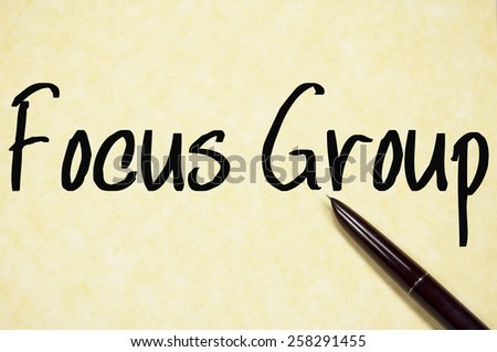 focus group thesis A focus group interview is an interview with a small group of people on a specific topic groups typically consist of six to eight people who participate in the interview for 90 to 120 minutes.