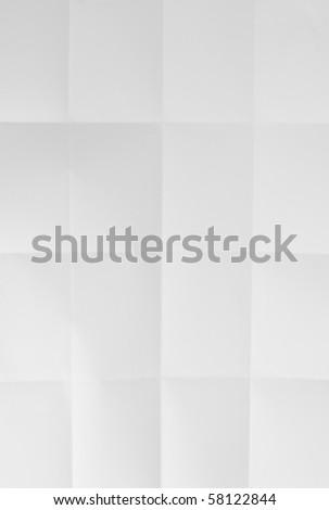 fold paper - stock photo