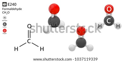 Formaldehyde Naturally Occurring In The Human Body