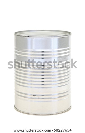 Food can - stock photo