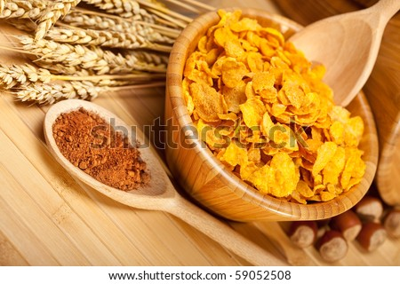 Food - Corn flakes