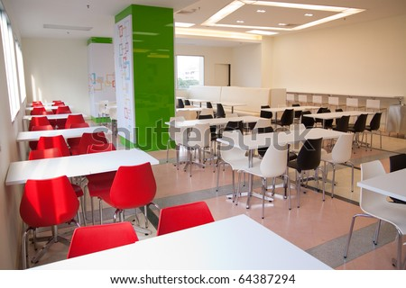 Food court. - stock photo