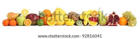 Food fruit - stock photo