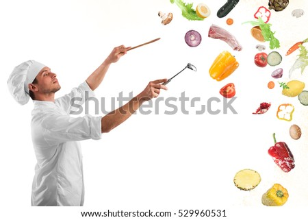 Food musical harmony