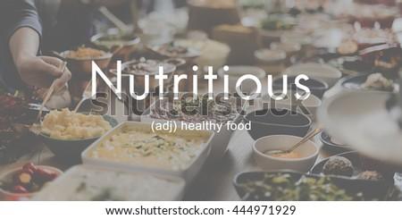 Food Piquant Delicious Cuisine Appetizing Concept - stock photo